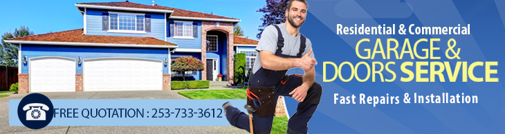 About Us - Garage Door Repair University Place